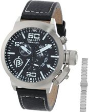 Ballast BL-3101-01 Trafalgar Analog Display Swiss Quartz Black