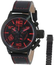 Ballast BL-3101-08 Trafalgar Analog Display Swiss Quartz Black