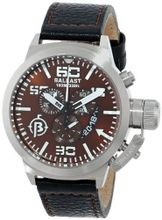 Ballast BL-3101-0B Trafalgar Analog Display Swiss Quartz Black