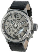 Ballast BL-3101-0D Limited Edition Trafalgar Vickers Analog Display Swiss Quartz Black
