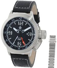 Ballast BL-3102-01 Trafalgar Analog Display Swiss Quartz Black