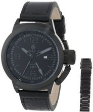 Ballast BL-3102-07 Trafalgar Analog Display Swiss Quartz Black