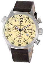 Ballast BL-3103-05 Odin Analog Display Swiss Quartz Brown
