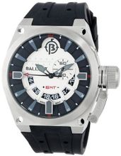 Ballast BL-3108-02 Valiant Analog Display Swiss Quartz Black