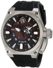 Ballast BL-3108-05 Valiant Analog Display Swiss Quartz Black