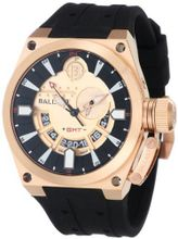 Ballast BL-3108-09 Valiant Analog Display Swiss Quartz Black
