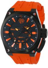 Ballast BL-3108-0A Valiant Analog Display Swiss Quartz Orange