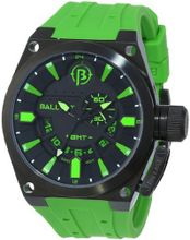 Ballast BL-3108-0B Valiant Analog Display Swiss Quartz Green
