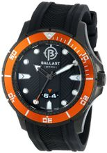Ballast BL-3114-0A Vanguard Analog Display Swiss Quartz Black