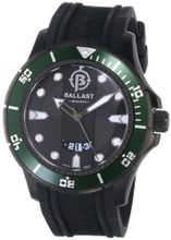 Ballast BL-3114-0B Vanguard Analog Display Swiss Quartz Black
