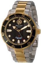 Ballast BL-3114-44 Vanguard Analog Display Swiss Quartz Two Tone