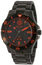 Ballast BL-3114-66 Vanguard Analog Display Swiss Quartz Black