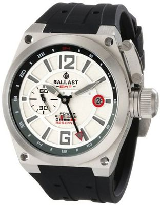 Ballast BL-3119-02 Valiant Analog Display Automatic Self Wind Black