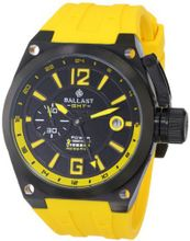 Ballast BL-3119-0A Valiant Analog Display Automatic Self Wind Yellow