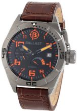 Ballast BL-3120-04 Amphion Analog Display Automatic Self Wind Brown