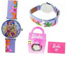 Barbie New with Guarantee. Purple Flower Band