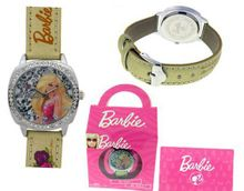 Guaranteed Barbie New with Crystals Gold Band