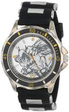 Batman BAT9019 Black Rubber Strap Analog
