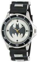 Batman BAT9062 Black Rubber Strap Analog