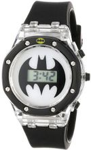 Batman Kids' BAT4034 Digital Display Quartz Black