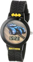 Batman Kids' BAT5022 Digital Display Quartz Black