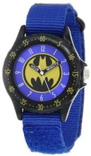 Batman Kids' BAT5037 Blue Batman Time Teacher