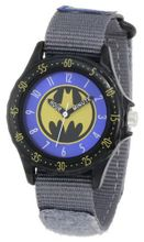 Batman Kids' BAT5039 Grey Batman Time Teacher