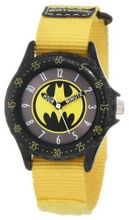 Batman Kids' BAT5040 Yellow Batman Time Teacher