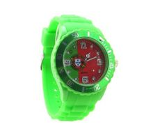 Portugal Flag Green Silicone Band