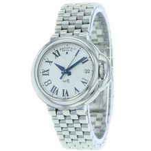 Bedat 828.011.600 No. 8 Steel Case Bracelet Silver Guilloche Automatic