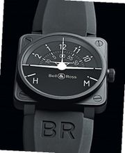 Bell & Ross Aviation BR 01 Turn Coordinator