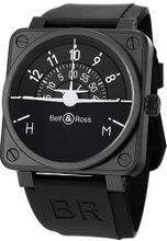 Bell & Ross Aviation Flight Instruments Automatic BR 01 Turn Coordinator