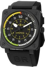 Bell & Ross Aviation Flight Instruments BR0192-AIRSPEED