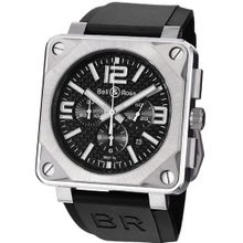 Bell & Ross Aviation Titanium Automatic Chronograph BR 01-94 PRO TITANIUM CARBON FIBER