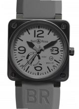 Bell & Ross BR Instrument BR 01 - 97 Commando