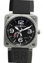 Bell & Ross BR Instrument BR 01-97Power Reserve Instrument