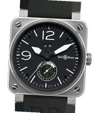 Bell & Ross BR Instrument BR 03 - 90 Big Date & Power Reserve