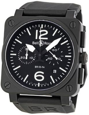 Bell & Ross BR Instrument BR 03 - 94 Carbon