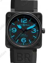 Bell & Ross BR Instrument BR01-92 Blue