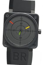 Bell & Ross BR Instrument BR01-92 Radar
