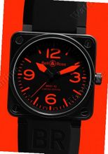 Bell & Ross BR Instrument BR01-92 Red