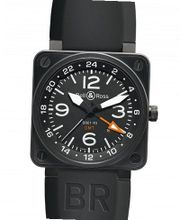 Bell & Ross BR Instrument BR01-93 GMT