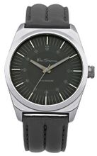 Ben Sherman BS007 All Grey Leather Strap
