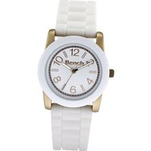 Bench BC0404RSWH Ladies White Silicone