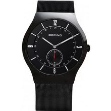 Bering Time 11940-222 All Black Classic
