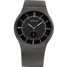 Bering Time 11940-377 Carbon Grey Classic