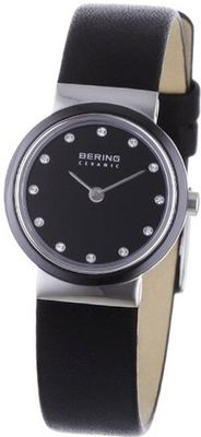 Bering Time 10725-442 Ladies Ceramic Black