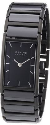 Bering Time 30121-743 Ladies Ceramic Black Grey