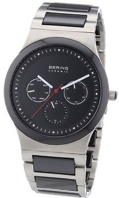 Bering Time 32139-702 Two Tone Multifunction Ceramic