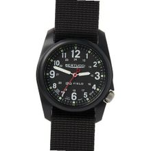 Bertucci 11015 Analog Display Analog Quartz Black